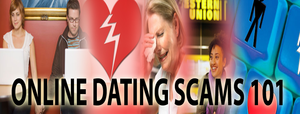 <blockquote>Don't become a victim of dating scams.  </blockquote>